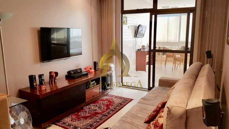 3 - Apartamento Avenida Genaro de Carvalho,Recreio dos Bandeirantes, Rio de Janeiro, RJ À Venda, 2 Quartos, 102m² - AOJ20079 - 3