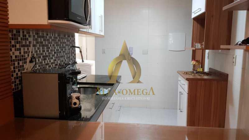 6 - Apartamento Avenida Genaro de Carvalho,Recreio dos Bandeirantes, Rio de Janeiro, RJ À Venda, 2 Quartos, 102m² - AOJ20079 - 16