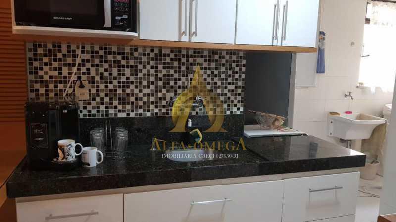 7 - Apartamento Avenida Genaro de Carvalho,Recreio dos Bandeirantes, Rio de Janeiro, RJ À Venda, 2 Quartos, 102m² - AOJ20079 - 17