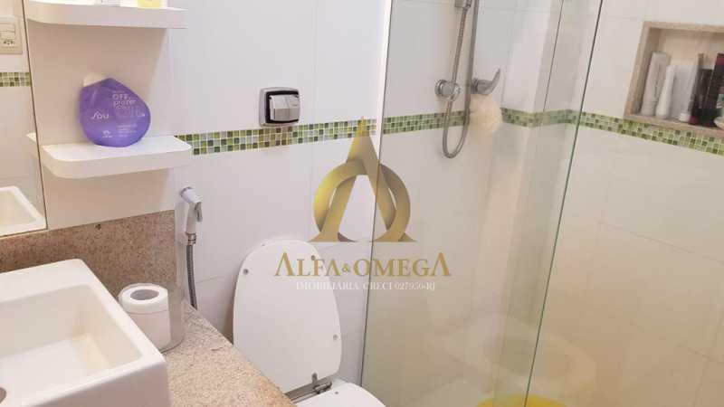 12 - Apartamento Avenida Genaro de Carvalho,Recreio dos Bandeirantes, Rio de Janeiro, RJ À Venda, 2 Quartos, 102m² - AOJ20079 - 14