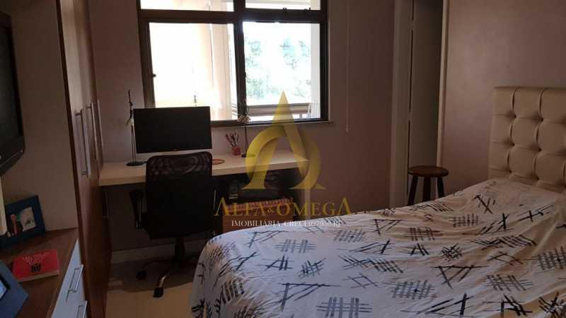 14 - Apartamento Avenida Genaro de Carvalho,Recreio dos Bandeirantes, Rio de Janeiro, RJ À Venda, 2 Quartos, 102m² - AOJ20079 - 8