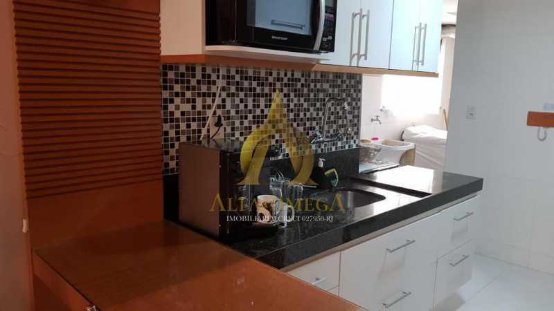 17 - Apartamento Avenida Genaro de Carvalho,Recreio dos Bandeirantes, Rio de Janeiro, RJ À Venda, 2 Quartos, 102m² - AOJ20079 - 20