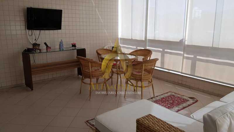 19 - Apartamento Avenida Genaro de Carvalho,Recreio dos Bandeirantes, Rio de Janeiro, RJ À Venda, 2 Quartos, 102m² - AOJ20079 - 6