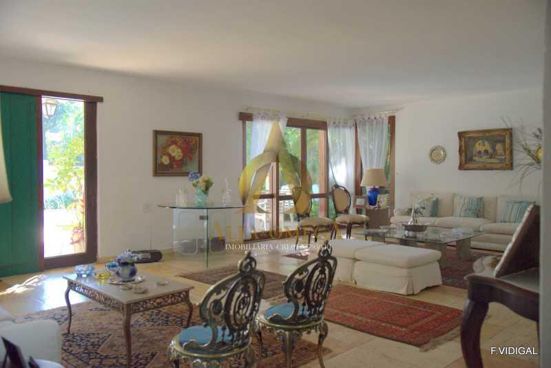 3 - Casa em Condomínio Barra da Tijuca, Rio de Janeiro, RJ À Venda, 4 Quartos, 478m² - AO60123 - 4