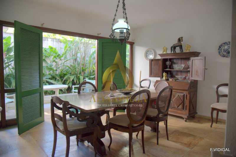 5 - Casa em Condomínio Barra da Tijuca, Rio de Janeiro, RJ À Venda, 4 Quartos, 478m² - AO60123 - 6