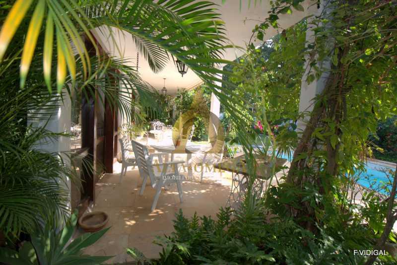 6 - Casa em Condomínio Barra da Tijuca, Rio de Janeiro, RJ À Venda, 4 Quartos, 478m² - AO60123 - 17