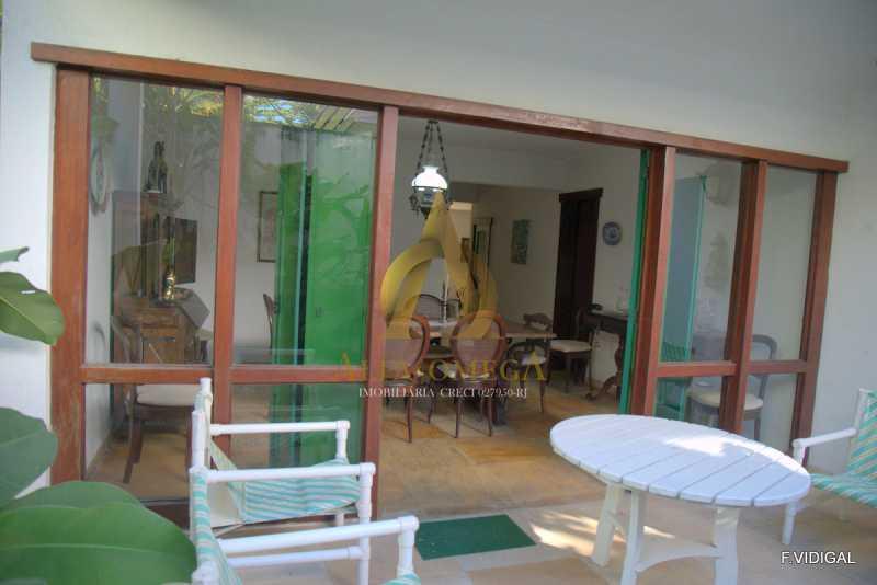 7 - Casa em Condomínio Barra da Tijuca, Rio de Janeiro, RJ À Venda, 4 Quartos, 478m² - AO60123 - 7