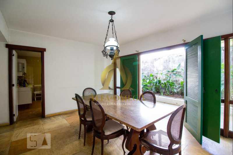 8 - Casa em Condomínio Barra da Tijuca, Rio de Janeiro, RJ À Venda, 4 Quartos, 478m² - AO60123 - 8