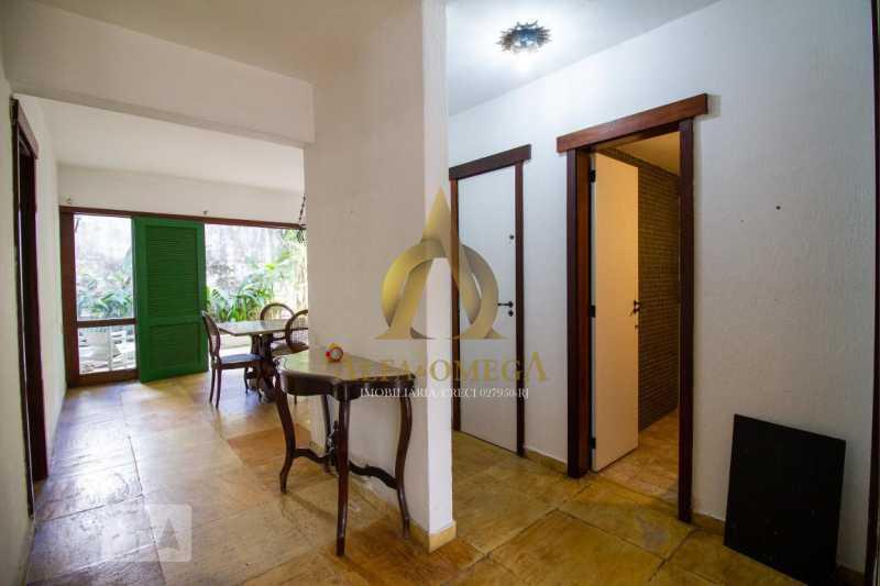 9 - Casa em Condomínio Barra da Tijuca, Rio de Janeiro, RJ À Venda, 4 Quartos, 478m² - AO60123 - 9