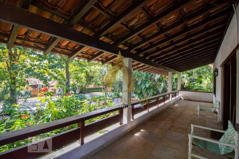 10 - Casa em Condomínio Barra da Tijuca, Rio de Janeiro, RJ À Venda, 4 Quartos, 478m² - AO60123 - 15