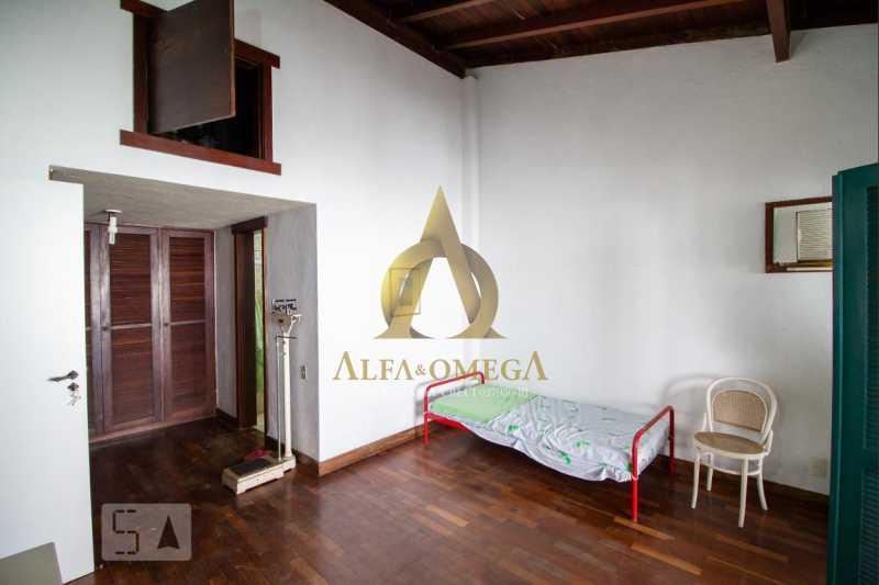 12 - Casa em Condomínio Barra da Tijuca, Rio de Janeiro, RJ À Venda, 4 Quartos, 478m² - AO60123 - 11