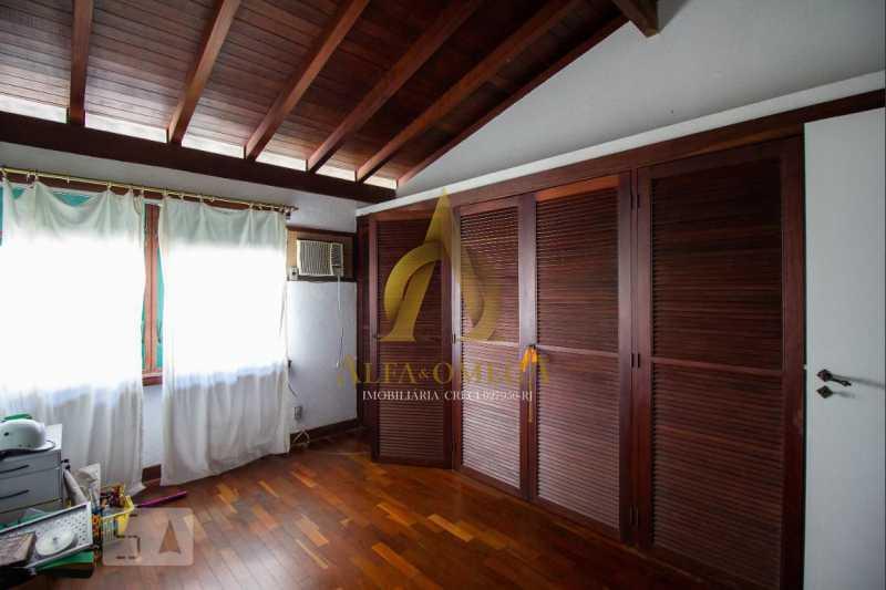 13 - Casa em Condomínio Barra da Tijuca, Rio de Janeiro, RJ À Venda, 4 Quartos, 478m² - AO60123 - 12