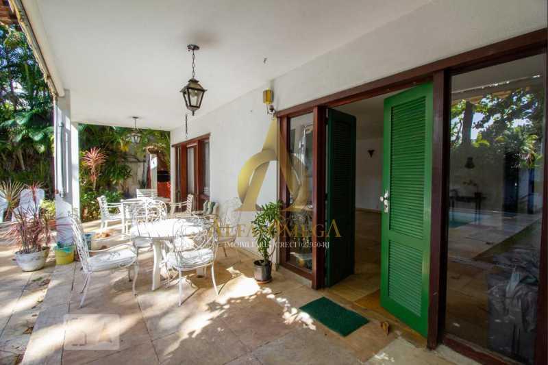 15 - Casa em Condomínio Barra da Tijuca, Rio de Janeiro, RJ À Venda, 4 Quartos, 478m² - AO60123 - 10