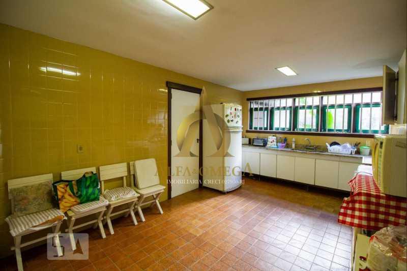 16 - Casa em Condomínio Barra da Tijuca, Rio de Janeiro, RJ À Venda, 4 Quartos, 478m² - AO60123 - 16