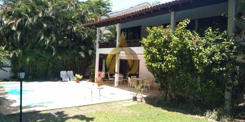 20 - Casa em Condomínio Barra da Tijuca, Rio de Janeiro, RJ À Venda, 4 Quartos, 478m² - AO60123 - 18