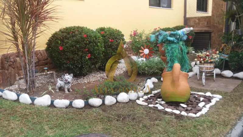 1 - Casa em Condomínio Estrada do Rio Grande,Taquara, Rio de Janeiro, RJ À Venda, 4 Quartos, 150m² - AOJ60026 - 23