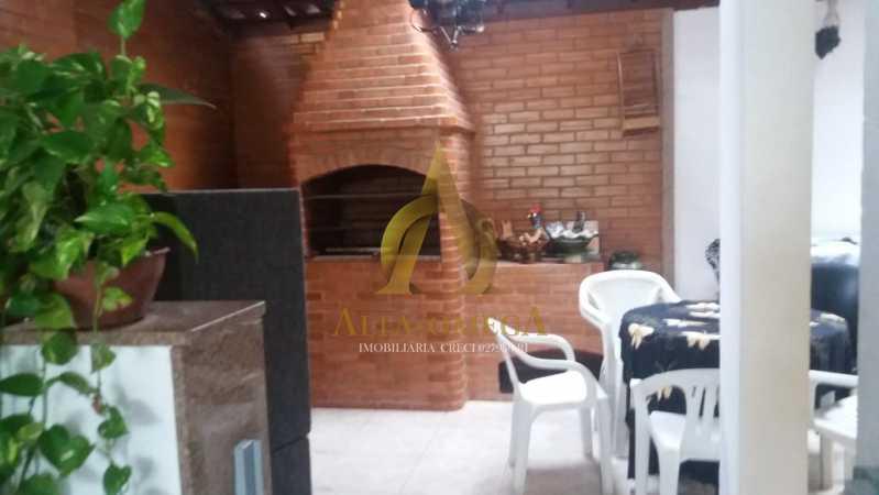 2 - Casa em Condomínio Estrada do Rio Grande,Taquara, Rio de Janeiro, RJ À Venda, 4 Quartos, 150m² - AOJ60026 - 22