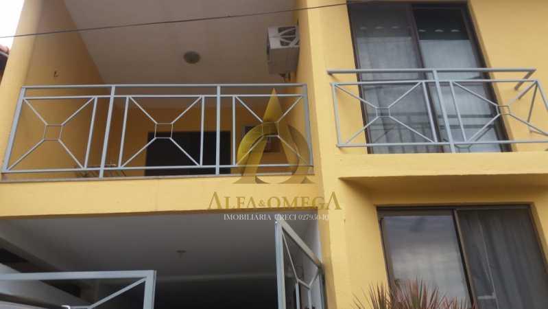 3 - Casa em Condomínio Estrada do Rio Grande,Taquara, Rio de Janeiro, RJ À Venda, 4 Quartos, 150m² - AOJ60026 - 24