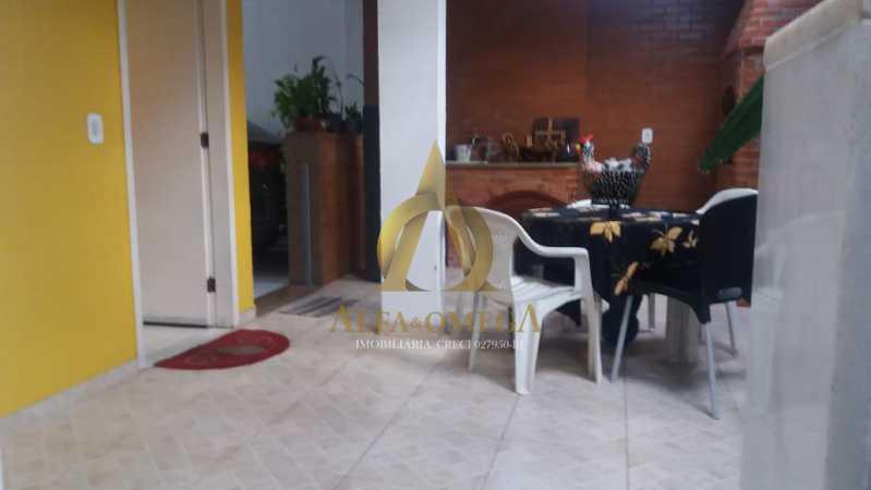 4 - Casa em Condomínio Estrada do Rio Grande,Taquara, Rio de Janeiro, RJ À Venda, 4 Quartos, 150m² - AOJ60026 - 21