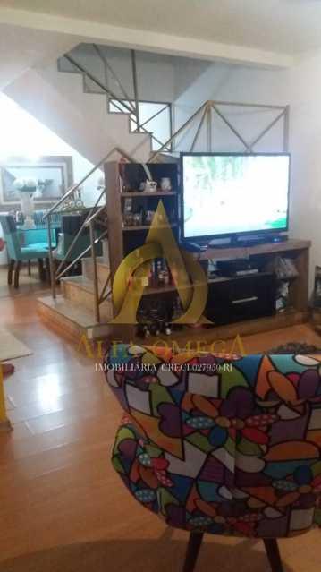 8 - Casa em Condomínio Estrada do Rio Grande,Taquara, Rio de Janeiro, RJ À Venda, 4 Quartos, 150m² - AOJ60026 - 4