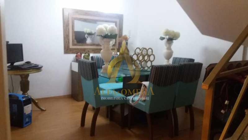 9 - Casa em Condomínio Estrada do Rio Grande,Taquara, Rio de Janeiro, RJ À Venda, 4 Quartos, 150m² - AOJ60026 - 5