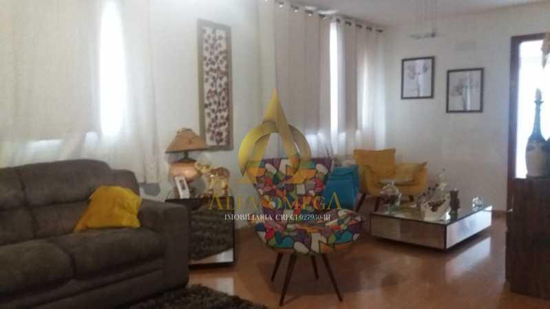 11 - Casa em Condomínio Estrada do Rio Grande,Taquara, Rio de Janeiro, RJ À Venda, 4 Quartos, 150m² - AOJ60026 - 1