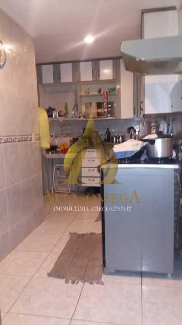 12 - Casa em Condomínio Estrada do Rio Grande,Taquara, Rio de Janeiro, RJ À Venda, 4 Quartos, 150m² - AOJ60026 - 18