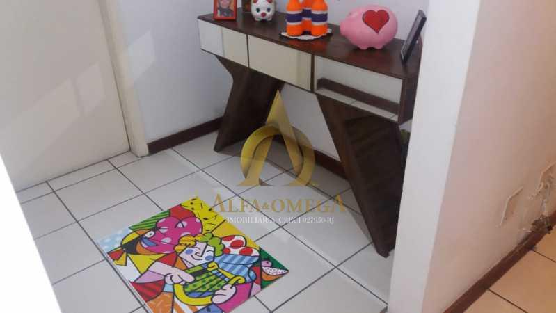 22 - Casa em Condomínio Estrada do Rio Grande,Taquara, Rio de Janeiro, RJ À Venda, 4 Quartos, 150m² - AOJ60026 - 14