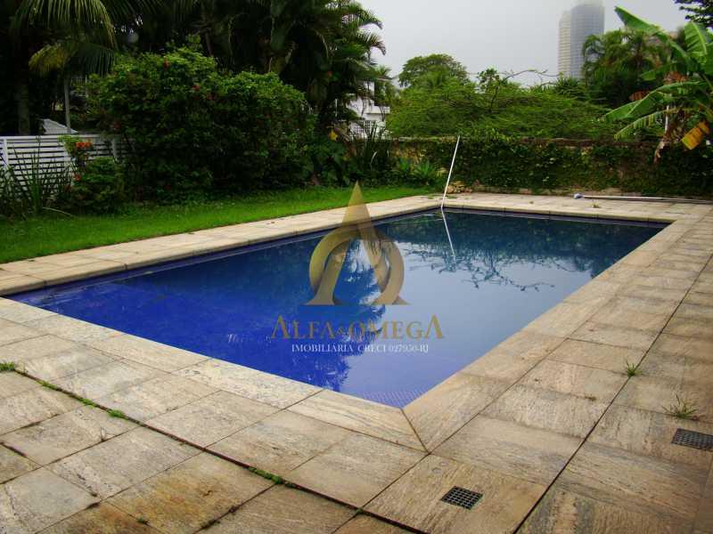 DSC05552 - Casa em Condomínio Barra da Tijuca, Rio de Janeiro, RJ À Venda, 4 Quartos, 480m² - AO60124 - 3