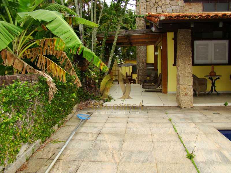 DSC05554 - Casa em Condomínio Barra da Tijuca, Rio de Janeiro, RJ À Venda, 4 Quartos, 480m² - AO60124 - 5