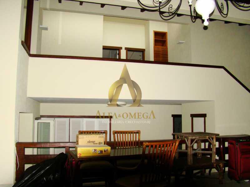 DSC05558 - Casa em Condomínio Barra da Tijuca, Rio de Janeiro, RJ À Venda, 4 Quartos, 480m² - AO60124 - 8