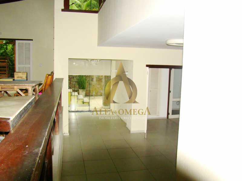 DSC05559 - Casa em Condomínio Barra da Tijuca, Rio de Janeiro, RJ À Venda, 4 Quartos, 480m² - AO60124 - 10