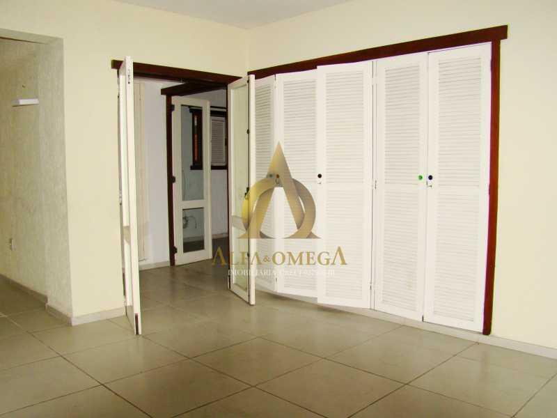 DSC05560 - Casa em Condomínio Barra da Tijuca, Rio de Janeiro, RJ À Venda, 4 Quartos, 480m² - AO60124 - 13