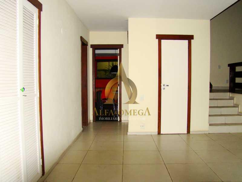 DSC05564 - Casa em Condomínio Barra da Tijuca, Rio de Janeiro, RJ À Venda, 4 Quartos, 480m² - AO60124 - 9