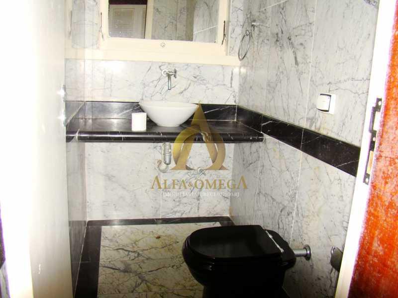 DSC05565 - Casa em Condomínio Barra da Tijuca, Rio de Janeiro, RJ À Venda, 4 Quartos, 480m² - AO60124 - 20