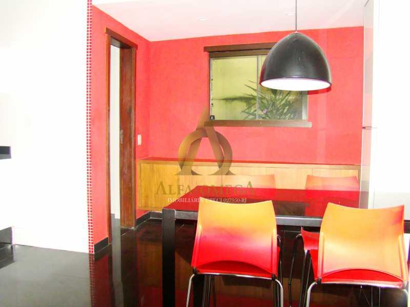 DSC05567 - Casa em Condomínio Barra da Tijuca, Rio de Janeiro, RJ À Venda, 4 Quartos, 480m² - AO60124 - 24