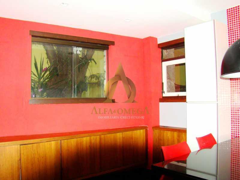 DSC05569 - Casa em Condomínio Barra da Tijuca, Rio de Janeiro, RJ À Venda, 4 Quartos, 480m² - AO60124 - 26