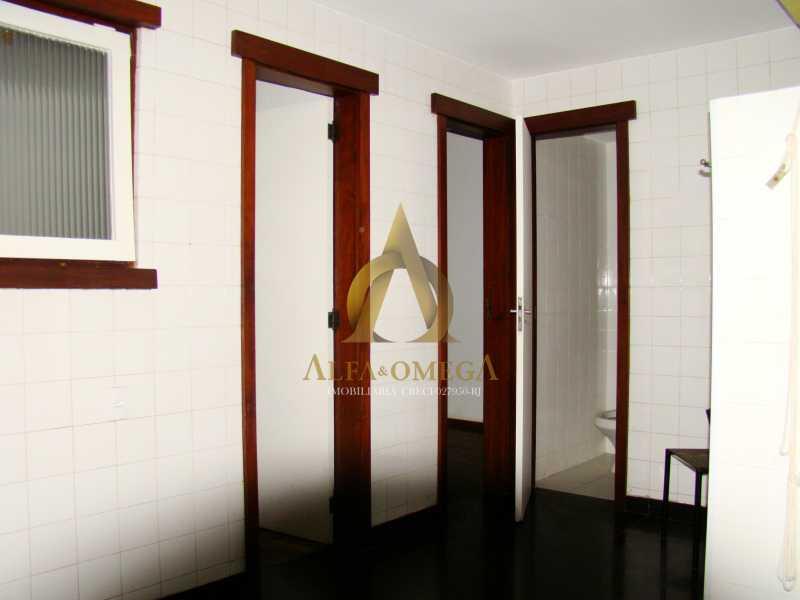 DSC05574 - Casa em Condomínio Barra da Tijuca, Rio de Janeiro, RJ À Venda, 4 Quartos, 480m² - AO60124 - 12