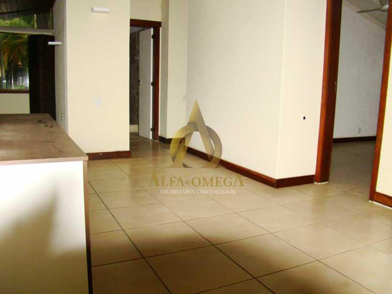 DSC05580 - Casa em Condomínio Barra da Tijuca, Rio de Janeiro, RJ À Venda, 4 Quartos, 480m² - AO60124 - 11