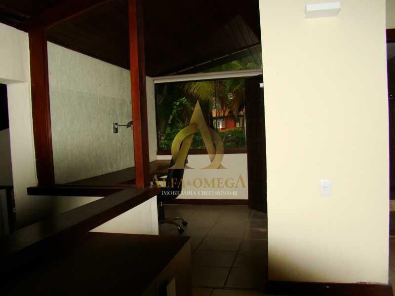 DSC05581 - Casa em Condomínio Barra da Tijuca, Rio de Janeiro, RJ À Venda, 4 Quartos, 480m² - AO60124 - 29