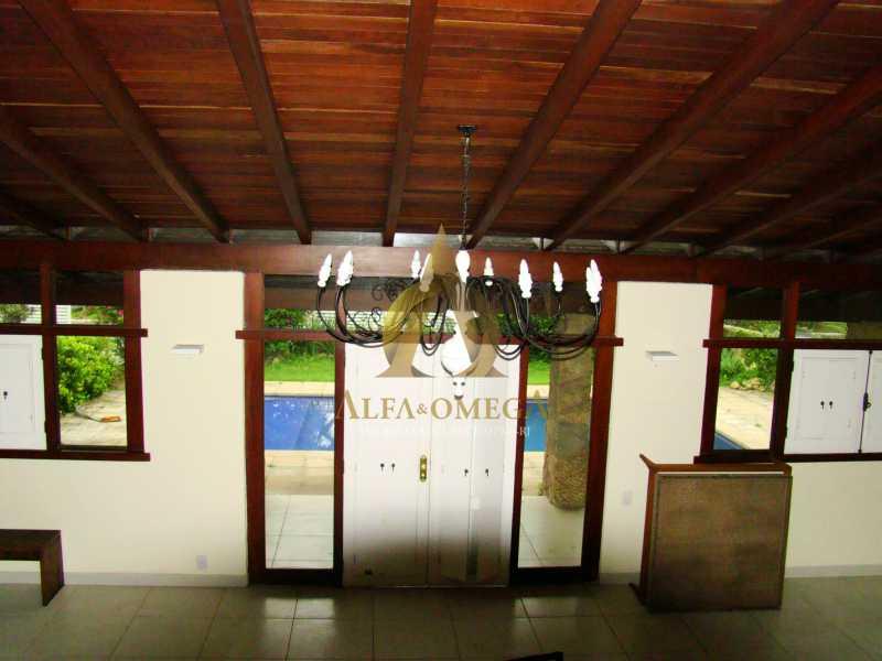 DSC05582 - Casa em Condomínio Barra da Tijuca, Rio de Janeiro, RJ À Venda, 4 Quartos, 480m² - AO60124 - 30