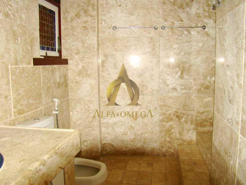 DSC05583 - Casa em Condomínio Barra da Tijuca, Rio de Janeiro, RJ À Venda, 4 Quartos, 480m² - AO60124 - 23
