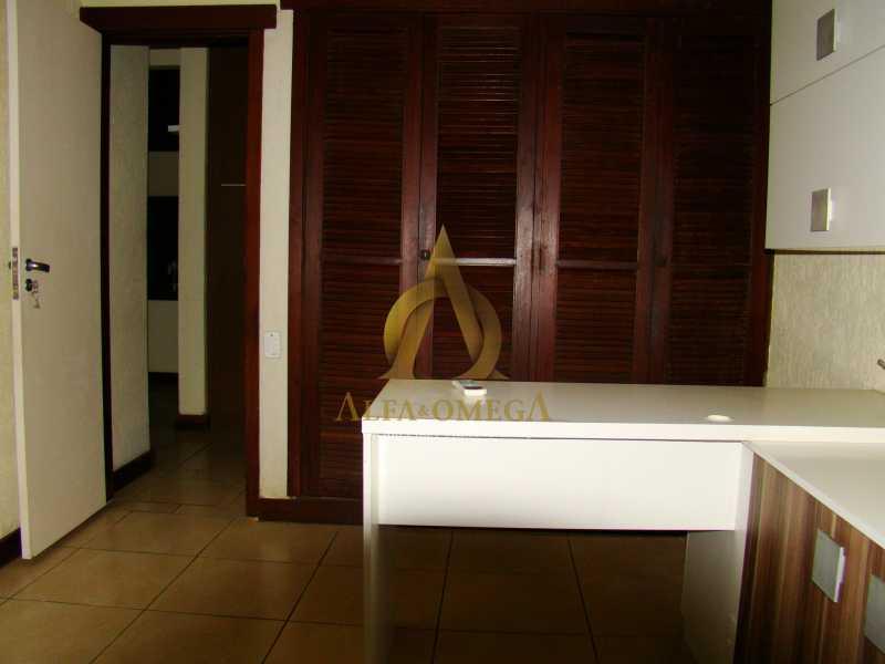 DSC05586 - Casa em Condomínio Barra da Tijuca, Rio de Janeiro, RJ À Venda, 4 Quartos, 480m² - AO60124 - 28