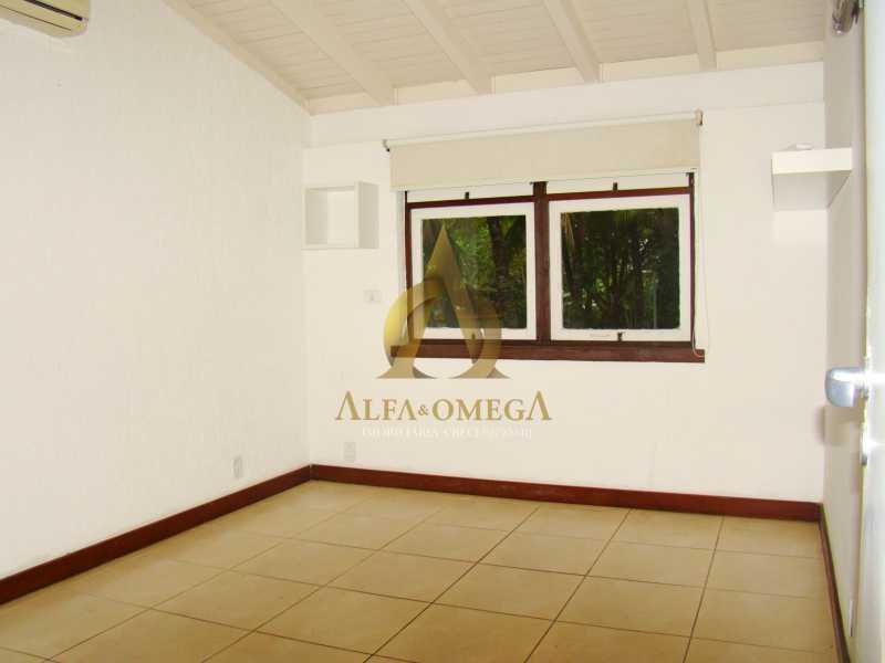 DSC05590 - Casa em Condomínio Barra da Tijuca, Rio de Janeiro, RJ À Venda, 4 Quartos, 480m² - AO60124 - 14
