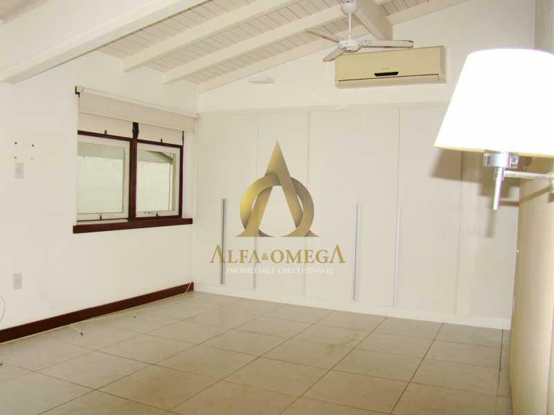 DSC05594 - Casa em Condomínio Barra da Tijuca, Rio de Janeiro, RJ À Venda, 4 Quartos, 480m² - AO60124 - 16