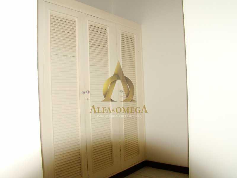 DSC05595 - Casa em Condomínio Barra da Tijuca, Rio de Janeiro, RJ À Venda, 4 Quartos, 480m² - AO60124 - 18