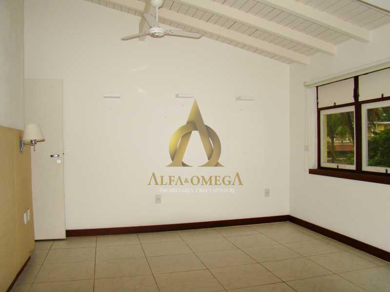 DSC05598 - Casa em Condomínio Barra da Tijuca, Rio de Janeiro, RJ À Venda, 4 Quartos, 480m² - AO60124 - 17