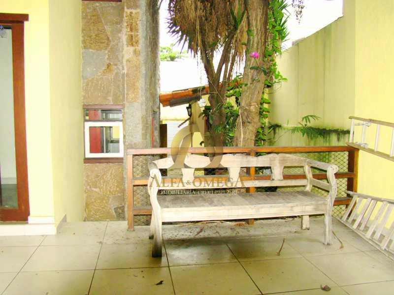 DSC05599 - Casa em Condomínio Barra da Tijuca, Rio de Janeiro, RJ À Venda, 4 Quartos, 480m² - AO60124 - 31