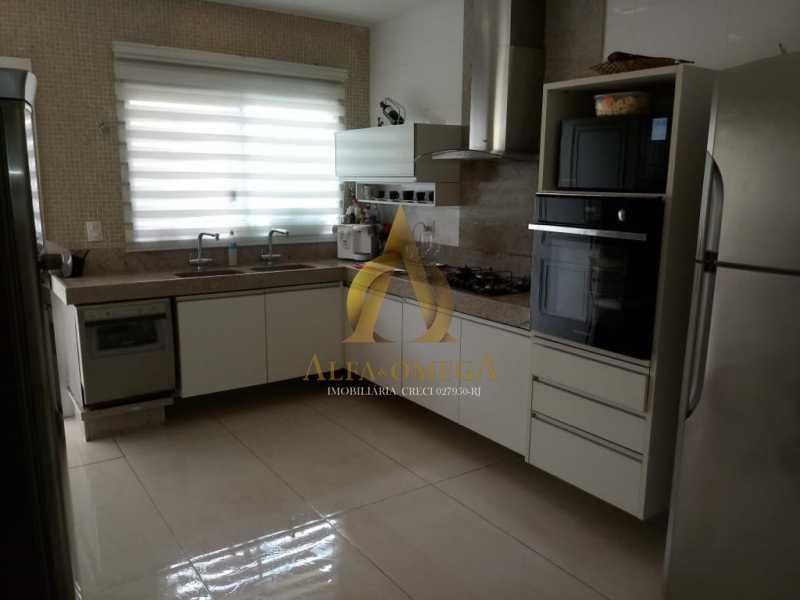 6 - Casa em Condomínio Rua Dina Sfat,Barra da Tijuca, Rio de Janeiro, RJ À Venda, 4 Quartos, 392m² - AO60125 - 22