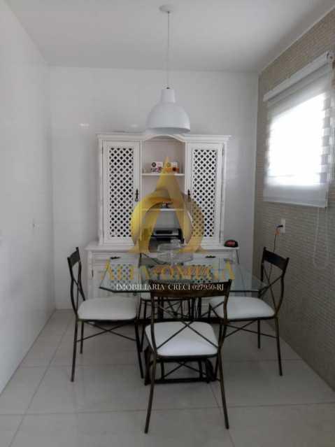 7 - Casa em Condomínio Rua Dina Sfat,Barra da Tijuca, Rio de Janeiro, RJ À Venda, 4 Quartos, 392m² - AO60125 - 23